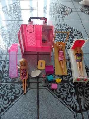 Barbie and accessories for Sale in Bolingbrook, IL