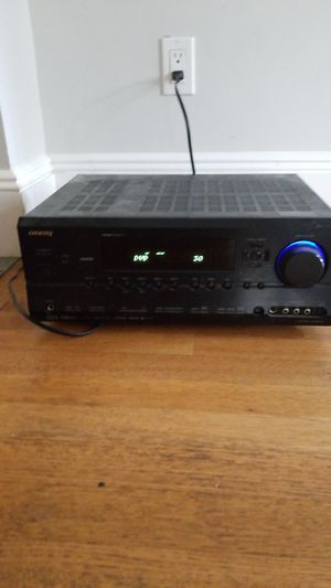 Onkyo TX-SR674 for Sale in E ATLANTC BCH, NY