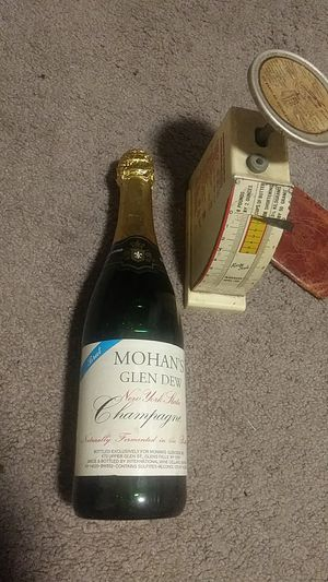 Old stuff found- basically bottle good #StillHasBubbles fermented right 1970s&scale&antique wallwt for Sale in Essington, PA