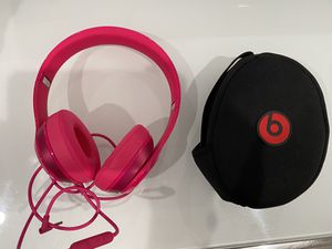 Beats Solo wired headphones for Sale in Tamarac, FL