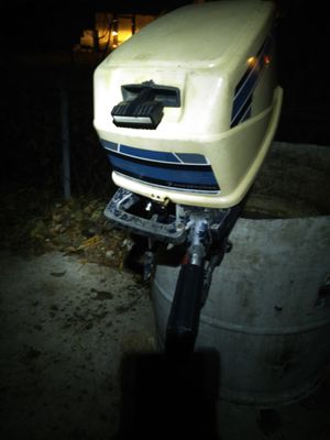 Sea king 7hp outboard motor for Sale in Riverdale, MD
