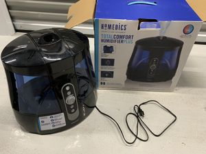 Homedics total comfort humidifier plus for Sale in Chula Vista, CA