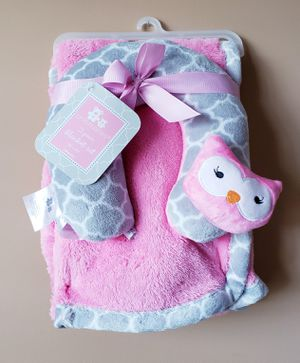 Baby Blanket and Neck Pillow for Sale in Powersville, GA