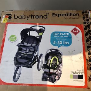 Babytrend Expedition Travel System for Sale in Alpharetta, GA