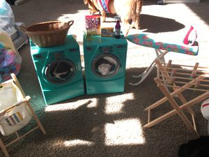 18in Doll Laundry Set for Sale in El Cajon, CA