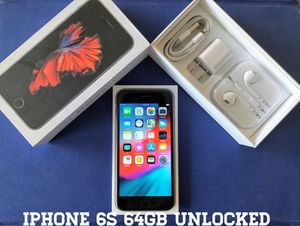 Iphone 6S (64GB) Factory-UNLOCKED (Like-New) for Sale in Lincolnia, VA