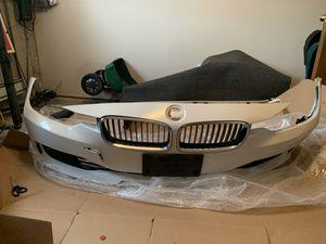OEM BMW F30 front bumper for Sale in Vestal, NY