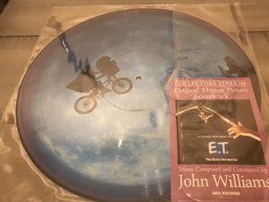 E.T. Vintage vinyl from the movie for Sale in Spokane, WA