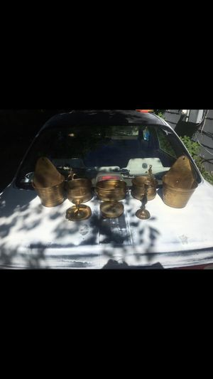 Real complete solid brass for Sale in Montgomery, AL