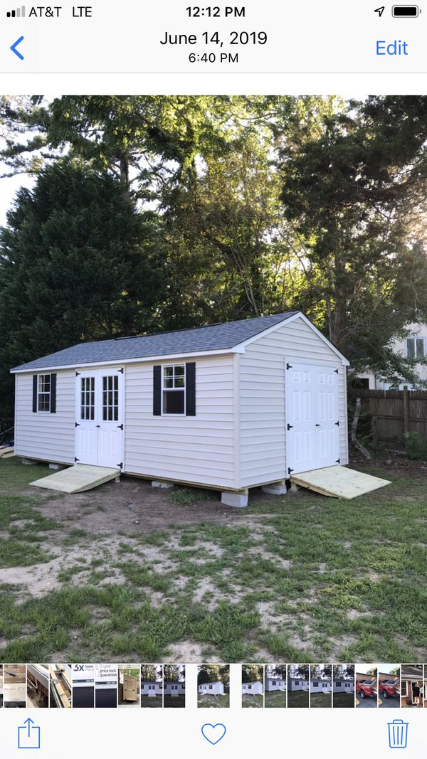 Sheds, Storage buildings for Sale in Chesapeake, VA - OfferUp