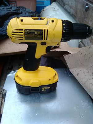 Dewalt drill for Sale in Oakley, CA