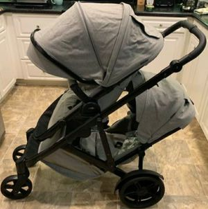 Britax B-Ready G3 Deluxe Nanotex Premium stroller Double Stroller for Sale in San Diego, CA