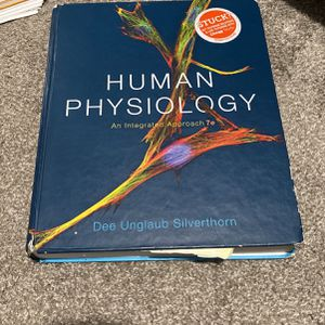 Human Physiology Textbook 7th for Sale in Oceanside, CA