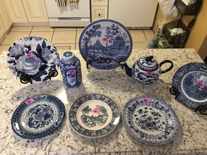 Blue China for Sale in Baldwin Park, CA