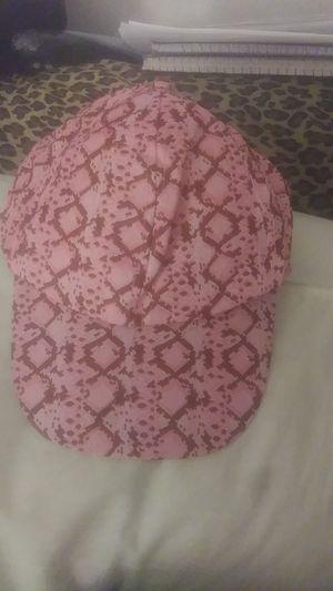 Pink Design Velcro Snapback Hat for Sale in Philadelphia, PA