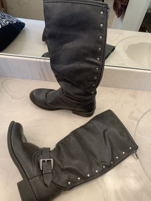 Girls boots size 4 for Sale in Scottsdale, AZ