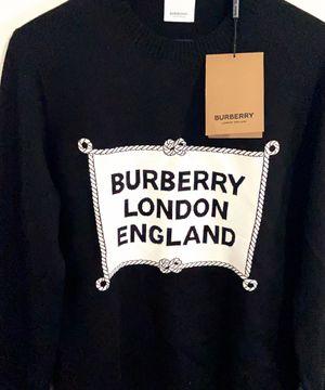 Authentic Burberry Unisex Wool Sweater for Sale in Tukwila, WA