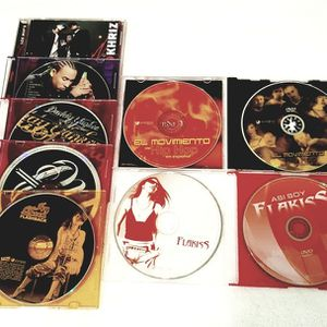 Latino Music Lot Cd. Reggaeton & Hip Hop for Sale in San Francisco, CA