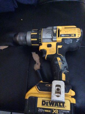 Decal big drill and wireless circular saw for Sale in Philadelphia, PA