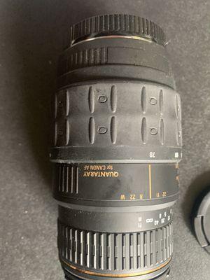 Canon Camera Lense for Sale in Houston, TX