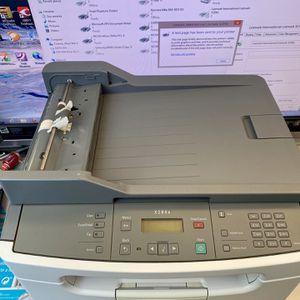 Printer Laser Lexmark X204n - Print - Copy- Scan - Fax for Sale in Stanton, CA