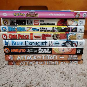 manga lot for Sale in Tacoma, WA