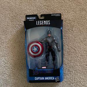 Marvel legends Captain America - Thanos Baf for Sale in Walnut Creek, CA