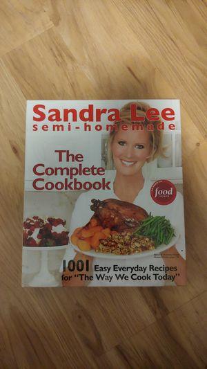 Sandra Lee semi homemade cookbook for Sale in Battle Ground, WA
