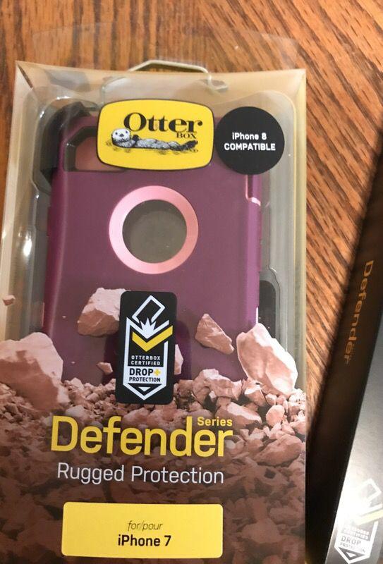 iPhone 7 new defender case