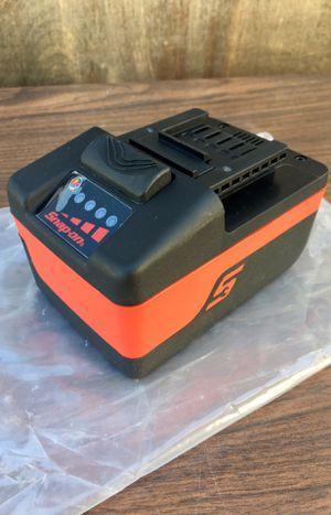 Snap on 18v Monster Lithium Battery 🔋 (((( $120 )))) ❗️Brand NEW❗️ for Sale in Riverside, CA