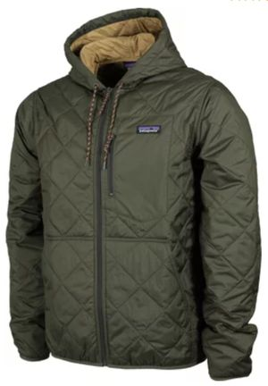 New Men's Large Patagonia Diamond Quilted Boomber Hoody for Sale in Anaheim, CA