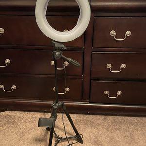 Portable Ring Light for Sale in Menifee, CA