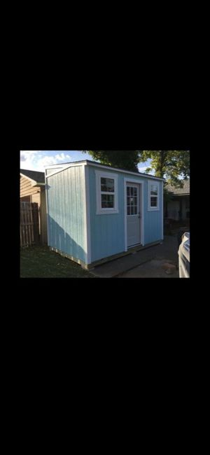 New 8x12 shed for Sale in Fort Worth, TX
