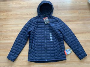 The North Face Mens Thermoball Navy Blue Jacket Size M for Sale in Paramount, CA