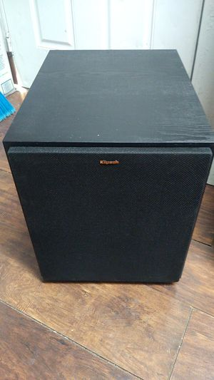 Klipsch r-120sw for Sale in Tracy, CA