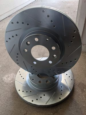 2004 - 2008 Mazda RX-8 Front Brake Disc Rotors (Pair) for Sale in Anaheim, CA