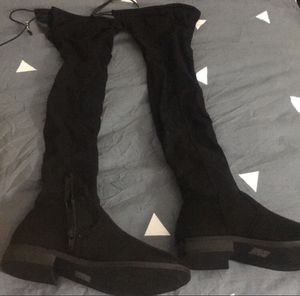 ASOS Suede Over the Knee Boots size 5 for Sale in New York, NY