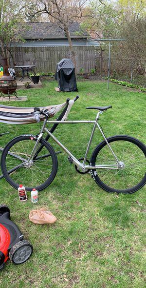 Road Bike all chrome frame. for Sale in Royal Oak, MI