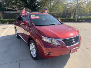 Lexus RX350 $1995 Down for Sale in Houston, TX