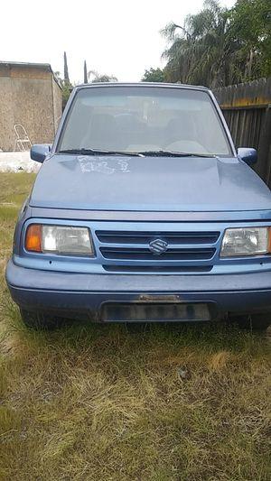 1996 Suzuki sidekick for Sale in Clovis, CA