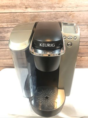 Keurig K70 Platinum Single-Cup Brewer - Silver for Sale in Randallstown, MD