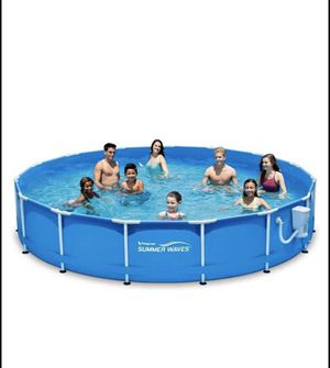 "15' x 33"" Summer Waves Pool for Sale in Oakton, VA"