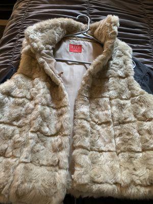 Fur vest for Sale in Zephyrhills, FL