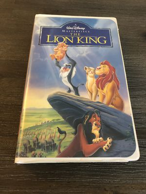 The Lion King VHS 2977 for Sale in Covina, CA