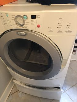 Whirlpool Duet Dryer for Sale in Tallahassee,  FL