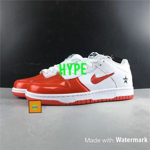 Red Supreme Dunks Lows for Sale in San Antonio, TX