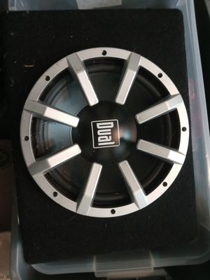 2 dual 10 inch with built in amp. 20 dollars apiece for Sale in Melbourne, FL