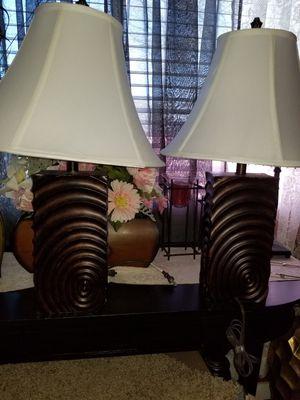 Set de lámparas para mesa for Sale in Phoenix, AZ