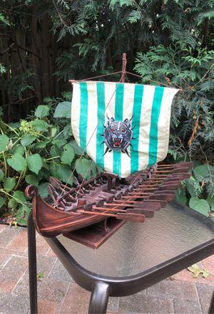 Decorative sail boat for Sale in Mount Prospect, IL
