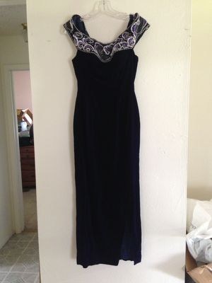 Nice dark purple dress!! for Sale in Pearland, TX